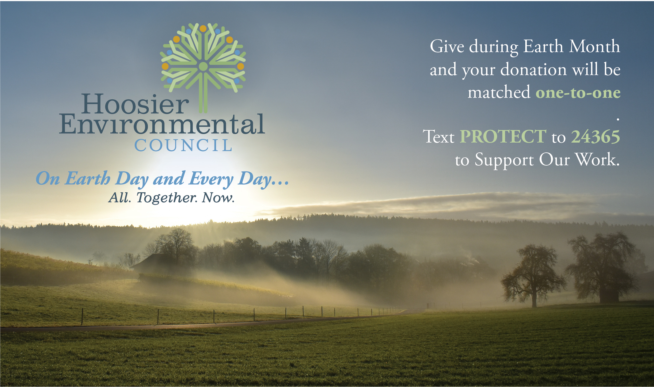 Hoosier Environmental Council | all  together  now